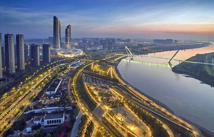 一分鐘了解南京都市圈實力